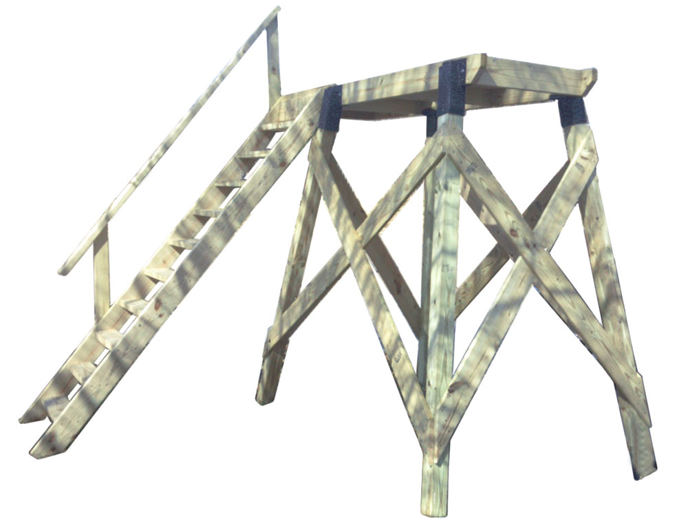 lifetime deer stand with platform lifetime deer blinds