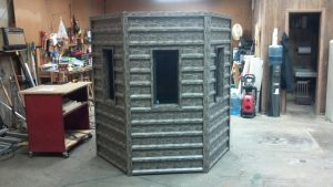 Hexagon Bow Blind Lifetime Deer Blinds Are Built To Last A