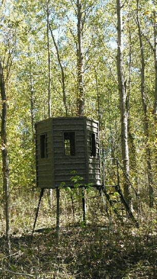 Hexagon Bow Blind Lifetime Deer Blinds Are Built To Last